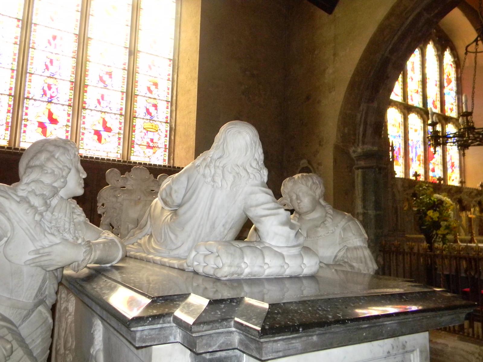 Sackville tomb, Withyam Church Ashurst Circular