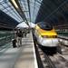 St Pancras international station by macetaria