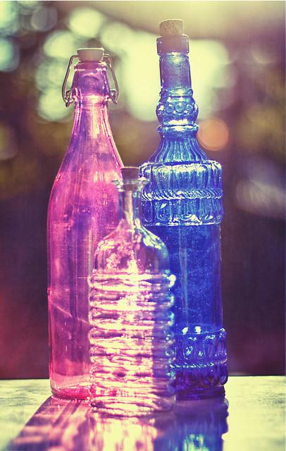 hot bottles