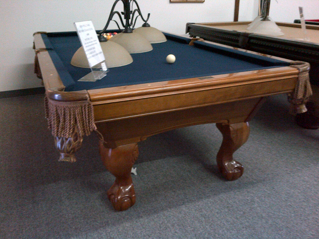 Used 8 Brunswick Pool Table At Everything Billiards Greensboro >> 8 Brunswick Manchester 1695 Great Condition New Cloth Flickr