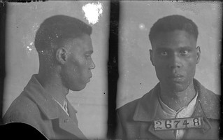 Lee, John (AKA- Churchill Lee; Ray Arthur Lee). Inmate #26748 (MSA)