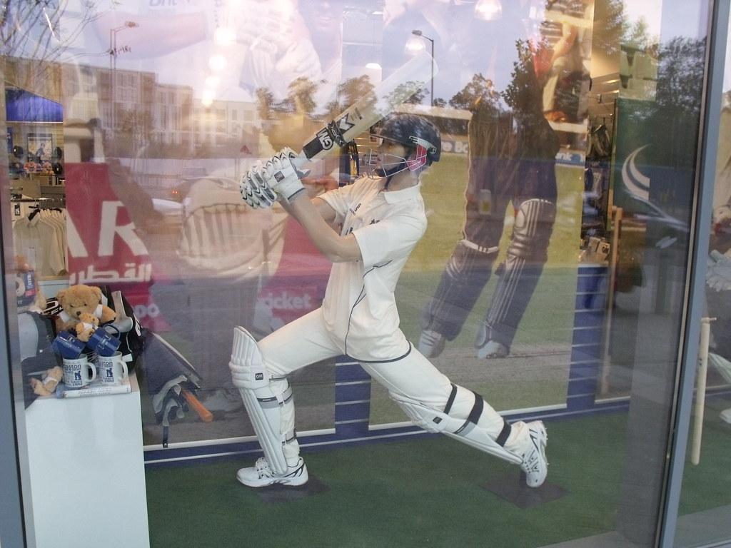 Edgbaston Cricket Ground Shop Tickets Cricket Dummie
