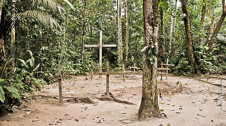 Cemitério dos seringalistas