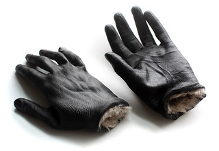 Gloves   by Dominic Wilcox
