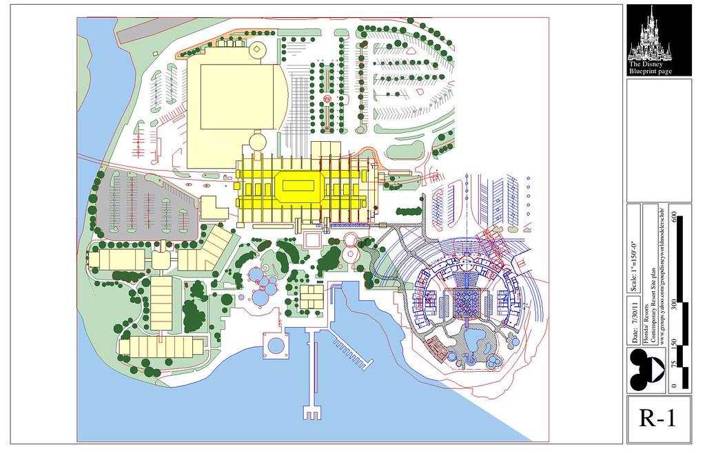 Contemporary Resort site plan | Ed | Flickr