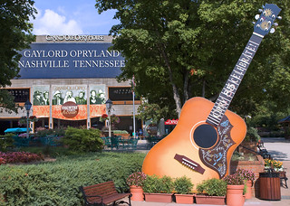 Grand Ole Opry House -- Opryland Nashville (TN) July 2011 | by Ron Cogswell