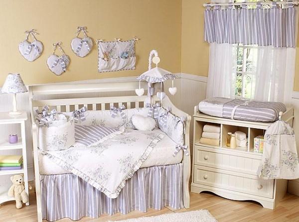Ideas para la decoración de cuartos para bebés | www.decorob ...
