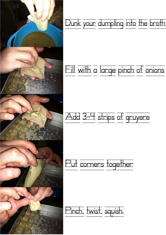 How To Dumpling