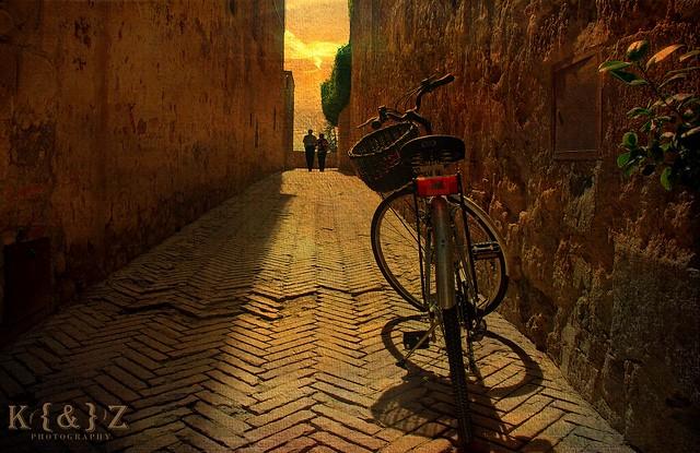 Under the Tuscan sun / Sotto il sole della Toscana