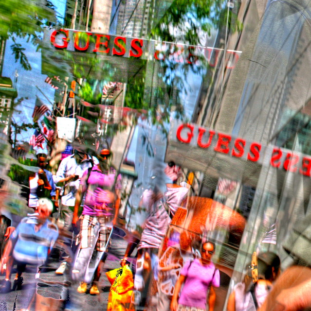 New York Summer 2011 - Guess