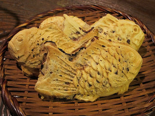 Taiyaki from Naniwaya Confectionery | by Andi Fisher