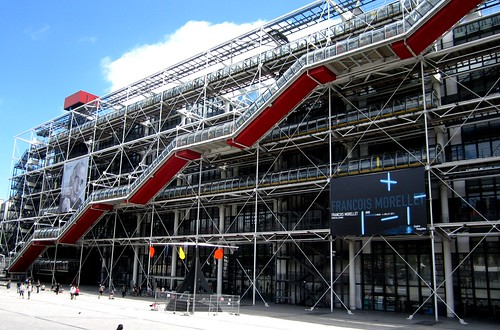 The Centre Pompidou, Paris | by Oh Paris