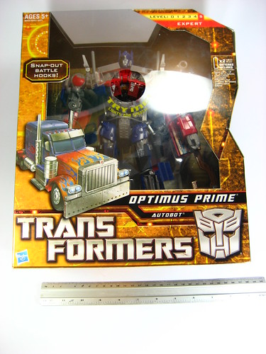 Leader Class Optimus Prime | by mechnine