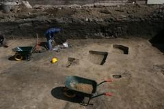 Archeologische sfeerbeelden