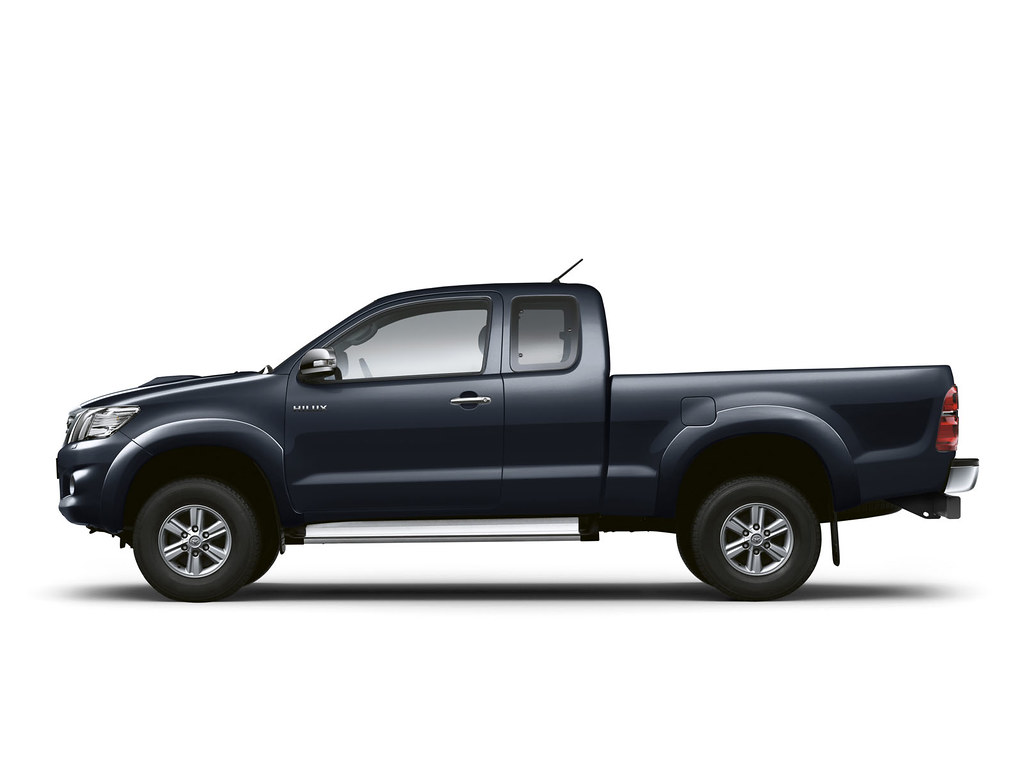 Kelebihan Toyota Hilux 2011 Spesifikasi