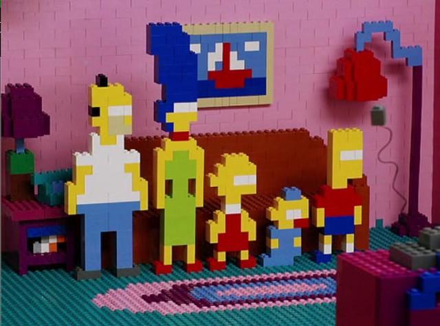 LEGO (the simpsons)