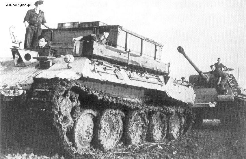 Panzer-Bergewagen Bergepanther Ausf  D (Sd Kfz  179) | Flickr