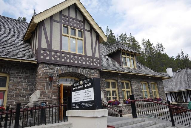 金, 2015-07-24 13:23 - Banff Upper Hot Springs