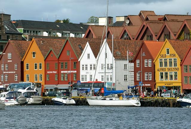 Bryggen = Bergen
