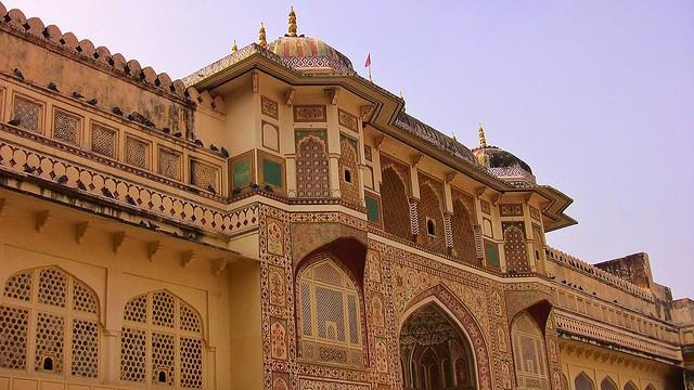 INDIEN, Fort Amber bei Jaipur, 13090/5811