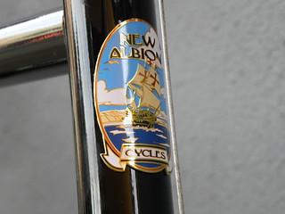 New Albion Privateer x Gravel King 40c