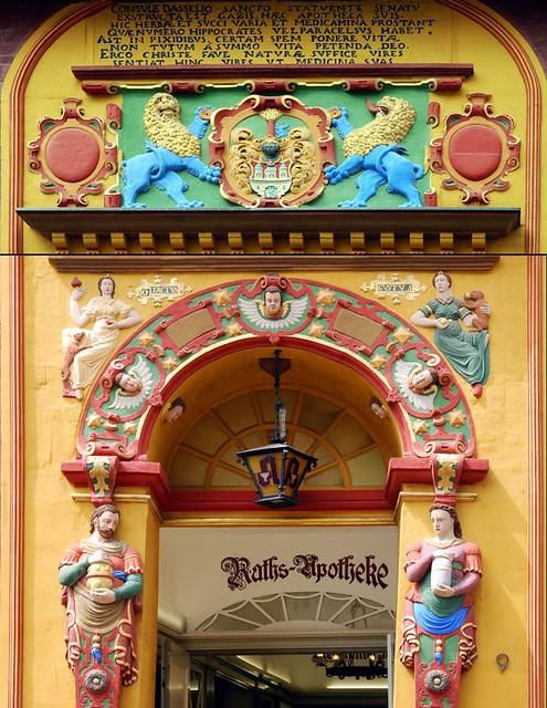 Raths-Apotheke Lüneburg
