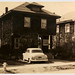 1620 Milvia St. Only picture found of original front of houses on 1600 block of Milvia