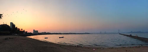nightphotography sunset sky india apple night landscape coast seaside outdoor dusk nighttime shore mumbai iphone prabhadevi mumbaisunset appleiphone iphone6 appleiphone6