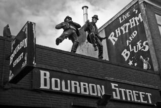 Bourbon in BW | by Tatiana Malevich (neverbluda)