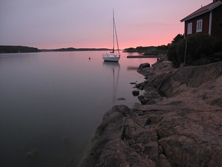 Sunset near Roola   by stevemonty