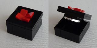 Super Doosje Verlovingsring / Box for engagement ring   This is th…   Flickr YJ-33