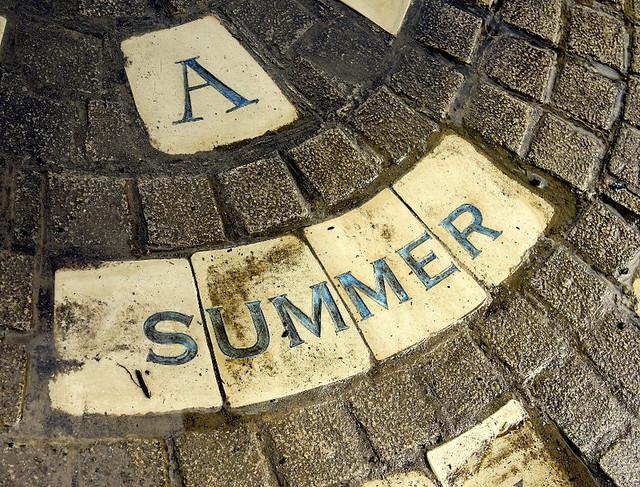 a summer (of discontent)