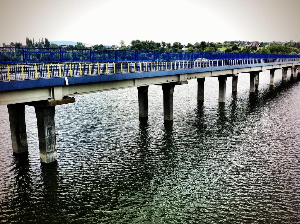 Most nad jeziorem / Lake bridge