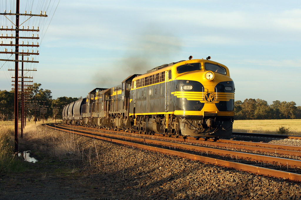 B74 leads T378, T320 and T357 by LC501