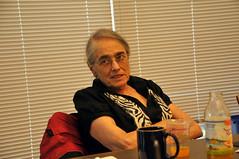 Evelyn Fox Keller at the STS Circle (May 3, 2010)