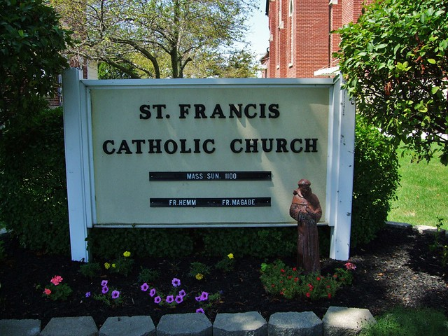 St. Francis of Assisi Catholic Church, Cranberry Prairie, OH