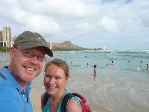 Waikiki beach - 1