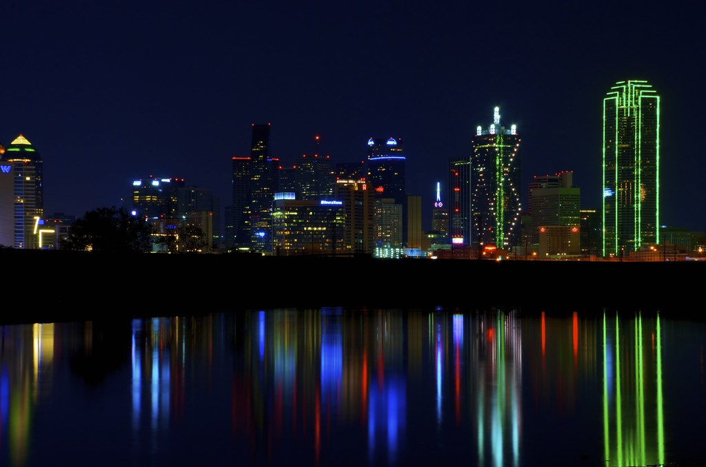 Dallas City Lights [Explored] | Shot this with Matt Pasant ...