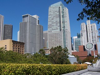 City of San Francisco backdrop