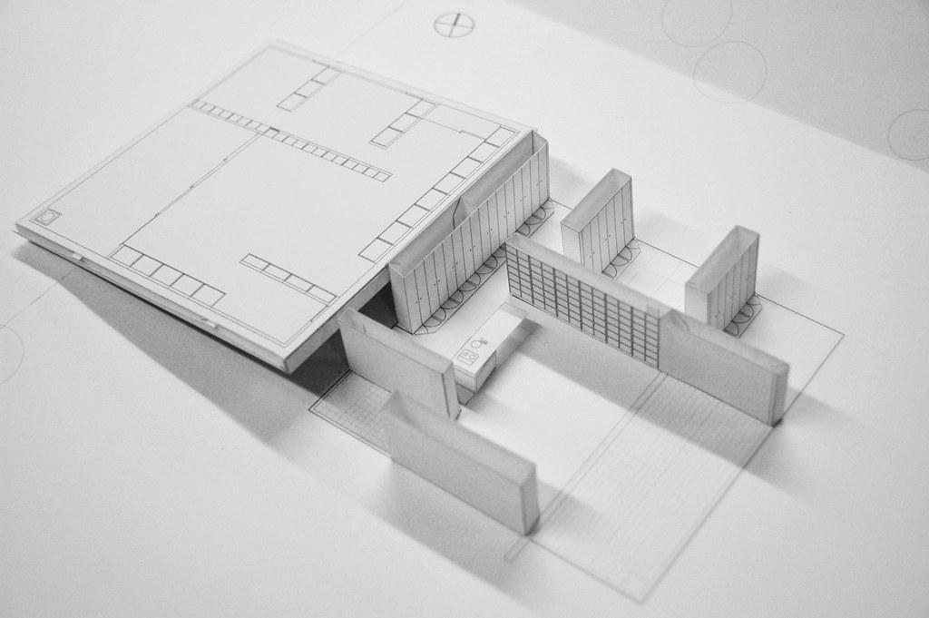 Furniture House Shigeru Bans Furniture House Model At Oko
