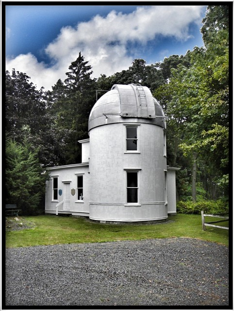 Smith Observatory and Dr. William R. Brooks House