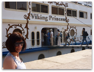 Barbara and the Viking Princess | by Nile Cruises 4u