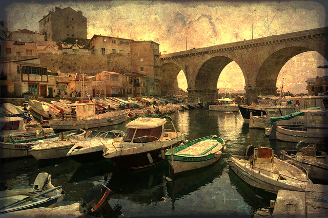 Little port of Marseille 2