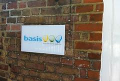 External office sign
