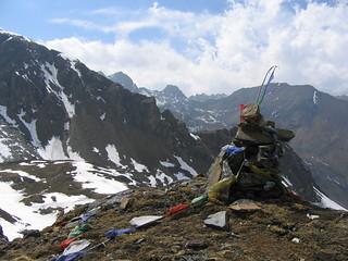 Jhomolhari Trek 266 Bhutan   by Iancochrane