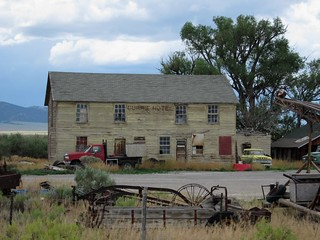 Currie, NV NNRY hotel 0614a | by DB's travels