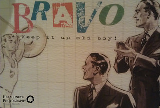 204/365 Bravo Keep it up old boy! | by Hexagoneye Photography