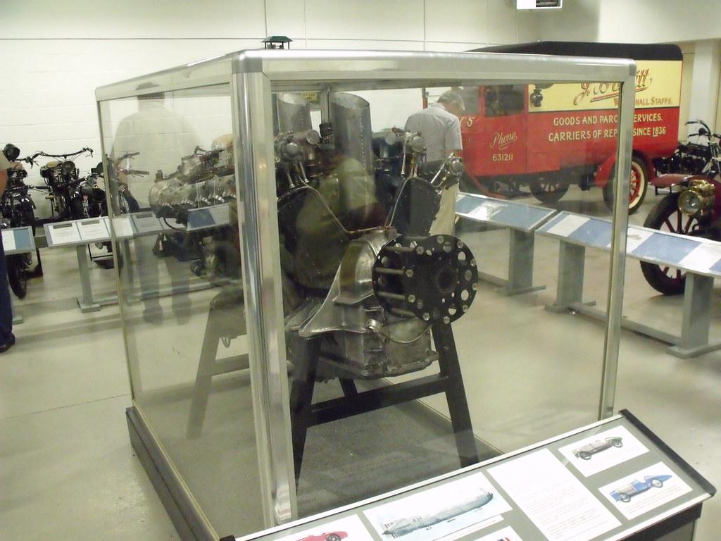 Black Country Living Museum - Bradburn & Wedge Ltd - Internal combustion engine
