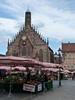 Norimberk, Hauptmarkt, foto: Petr Nejedlý