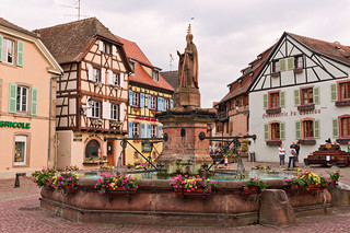 The nice village of Eguisheim | by Tambako the Jaguar